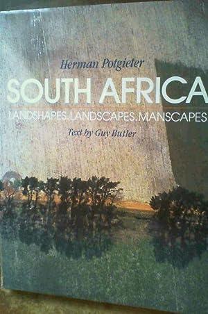 South African Landshapes, Landscapes, Manscapes: Potgieter, Herman (photog);