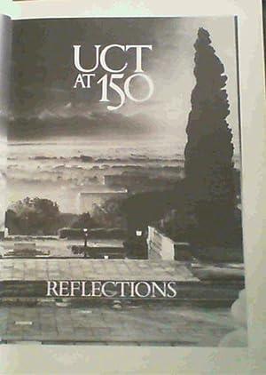 UCT at 150 : reflections: Lennox-Short, Alan and