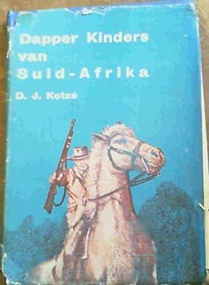 Dapper Kinders van Suid-Afrika: Kotze, Dr. D.