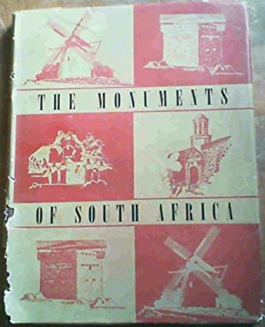 The Monuments of South Africa: Lowe, C. van