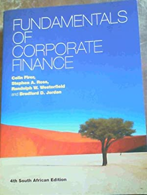 Fundamentals of Corporate Finance: Firer, C. ;