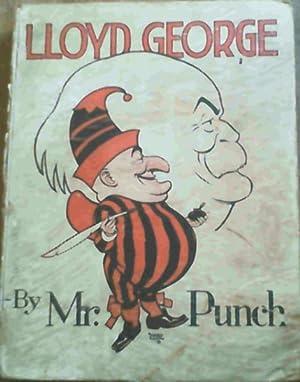 Lloyd George by Mr Punch: Locker, Algernon W.