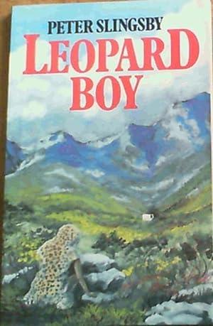 Leopard Boy: Slingsby, Peter