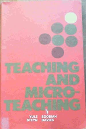 Teaching & Microteaching: Yule, Prof. R.