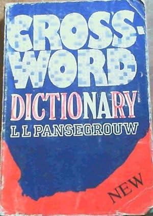 Crossword Dictionary: Pansegrouw, L.L.