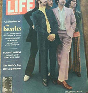 Life (Atlantic) - Volume 45, No. 8, October 14, 1968