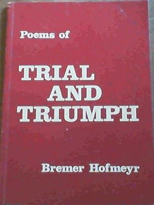 Poems of Trial and Triumph: Hofmeyr, Bremer