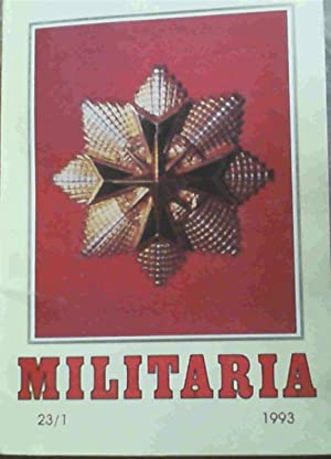 Militaria - Vaktydskrif van die SAW / Professional Journal of the SADF - 23/1 1993