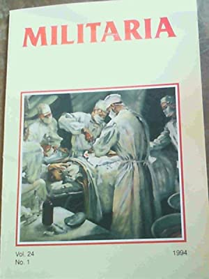 Militaria - Militer-Historiese Tydskrif van die SAW / Military History Journal of the SADF Vol. 2...