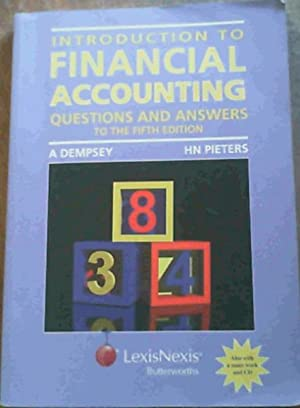 Introduction to Financial Accounting :Questions and Answers: Dempsey, A ;