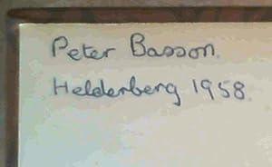 Silver Leaf 1958 - Helderberg's thirtieth anniversary: Schroder, C (Ed-in-Chief)