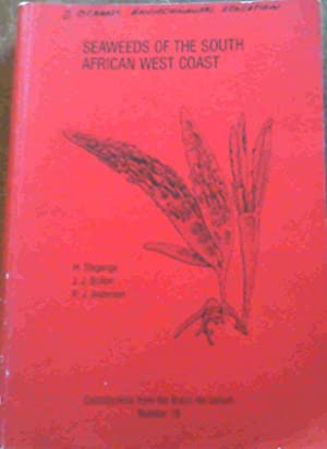 Seaweeds of the South African West Coast: Stegenga, Herre ;
