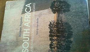 South Africa Landshapes, Landscapes, Manscapes: Potgieter, Herman &