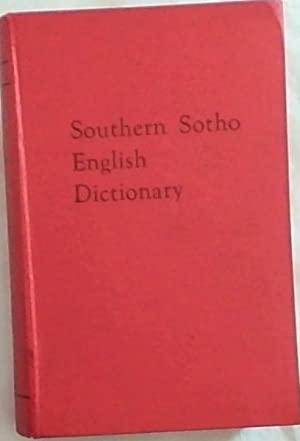 Southern Sotho-English Dictionary