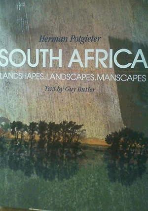 South Africa : Landshapes, Landscapes, Manscapes: Potgieter, Herman ;
