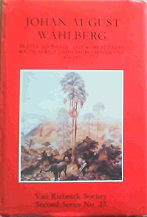Johan August Wahlberg, Travel Journals (and some: Wahlberg, Johan August
