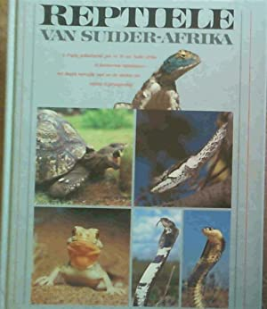 Reptiele Van Suider- Afrika: Patterson, R. : Bannister, A.