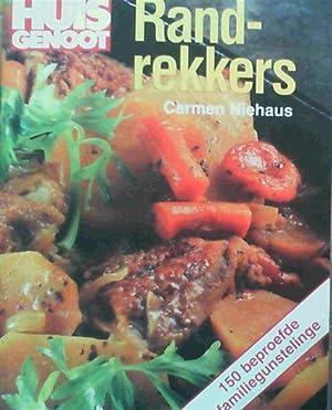 Huisgenoot - Randrekkers: Niehaus, Carmen