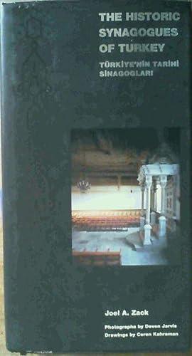 The Historic Synagogues Of Turkey / Turkiye'nin: Zack, Joel A.