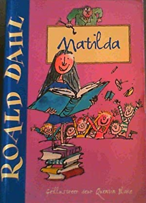 Matilda (Afrikaans Edition): Dahl, Roald