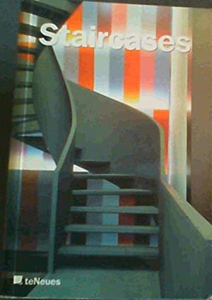 TeNeues :Staircases :Treppen /Escaliers /Escaleras (Multilingual Edition): Falkenberg, Haike (Ed.)