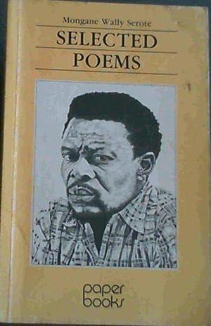Selected Poems: Serote, Mongane Wally