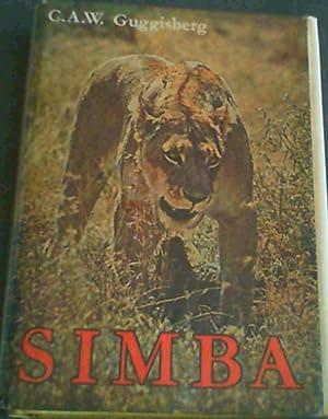 Simba : The life of the lion: Guggisberg, C A