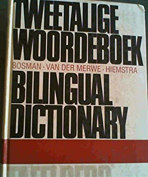 Bilingual Dictionary: Afrikaans-English and English-Afrikaans
