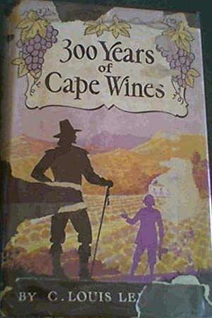 300 Years of Cape Wine