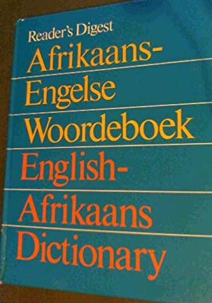 Afrikaans-Engelse Woordeboek / English - Afrikaans Dictionary