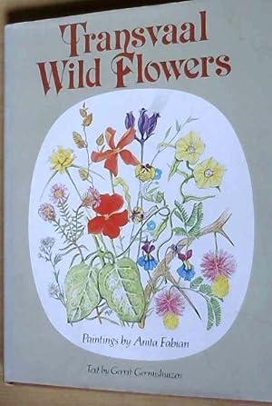 Transvaal Wild Flowers: Germishuizen, Gerrit