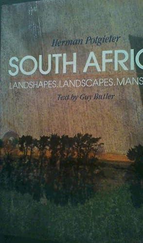 South Africa Landshapes, Landscapes, Manscapes: Potgieter, Herman /