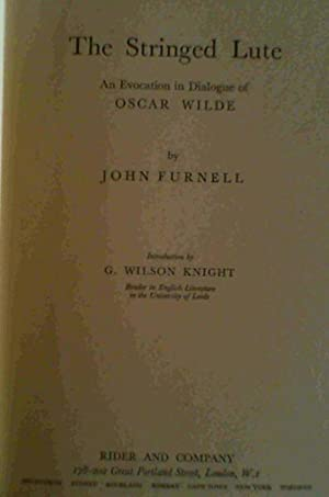 The Stringed Lute; An Evocation in Dialogue: Furnell, John