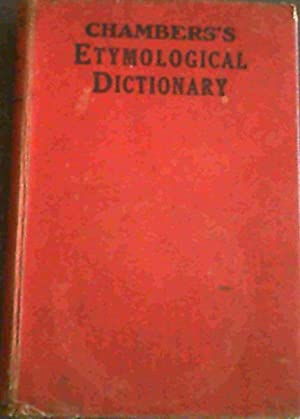 Chambers's Etymological Dictionary