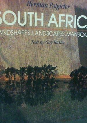 South African Landshapes, Landscapes, Manscapes: Potgieter, Herman &