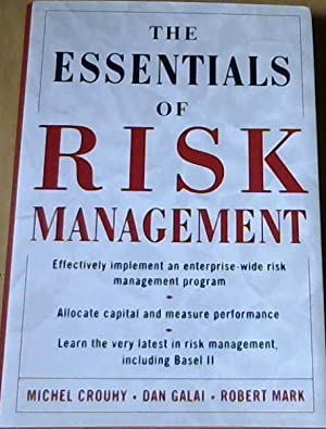 The Essentials of Risk Management: Crouhy, Michel ;