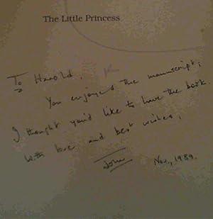 The Little Princess: Struthers, John