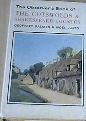 The Observer's Book of the Cotswolds and Shakespeare Country