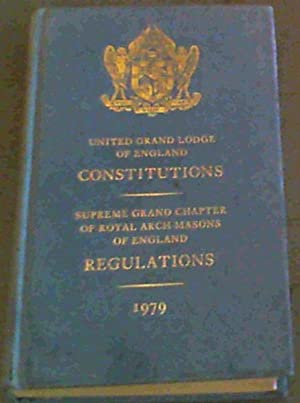 United Grand Lodge of England Constitutions. Supreme