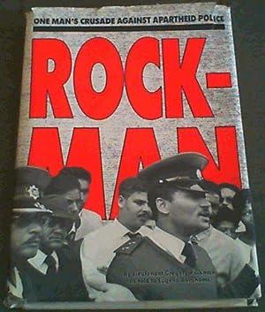 Rockman: One man's crusade against apartheid police: Rockman, Gregory; Abrahams,