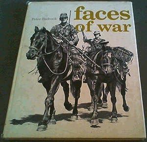 Faces of War: Badcock, Peter