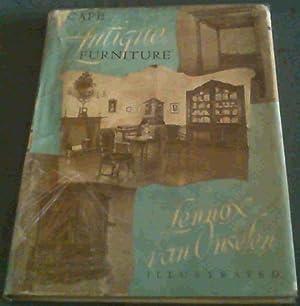 Cape Antique Furniture: van Onselen, Lennox