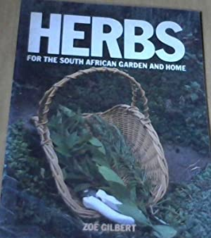 Herbs for South African Garden and Home