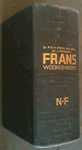 Van Goor's Handwoordenboeken : Frans Handwoordenboek -: van Wely, Dr