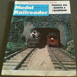 Model Railroader - February 1972 Volume 39, Number 2
