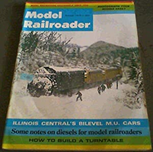 Model Railroader - March 1972 Volume 39, Number 3