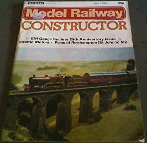 Model Railway Constructor - May 1980 Vol 46 No 553