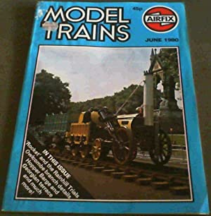 Model Trains June 1980 - Volume 1