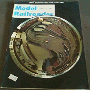 Model Railroader - June 1972 Volume 39, Number 6