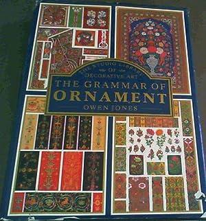 Grammar of Ornament: Jones, Owen